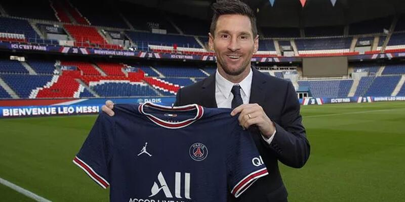 Messi, resmen Paris Saint-Germain'de! İşte tüm detaylar...