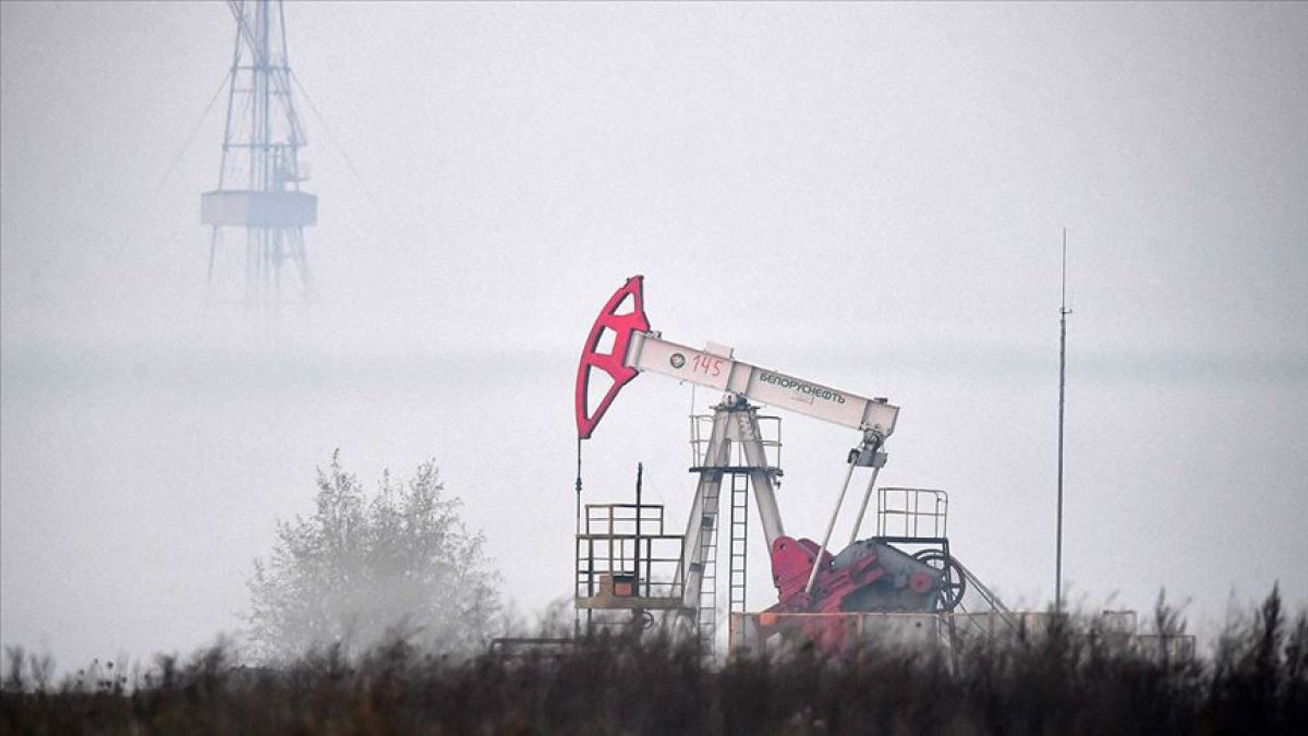 Petrol ithalatı mayıs ayında yüzde 9,9 arttı